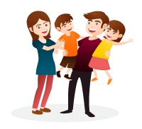 Educar en familia pasándolo en grande, con nuestros planes especiales en familia!